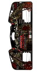 Vortex Hunter Youth Archery Compound Bow 45/60Lb