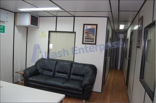 40ft Container House & 40ft Container House at Rs 530000 /40\u0027 container   Naroda Road ...