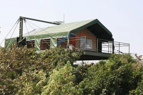 Executive All Weather Jungle Safari Tent