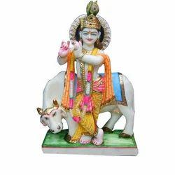 Gow Krishna Statue
