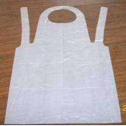 Disposable Plastic Apron (Pack of 50)