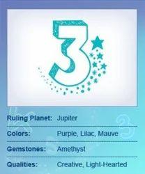 Number 3, Astrology Services - Ysha Astrologer, Delhi | ID: 6339738530