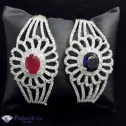 American Diamond Style Bracelet