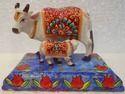 Meenakari Cow Baby Set