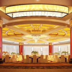 Banquet Hall Interior Design In Jaipur