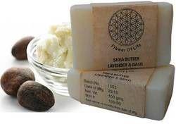 Shea Butter Lavender Basil Soap