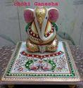 Marbel Choki Ganesha