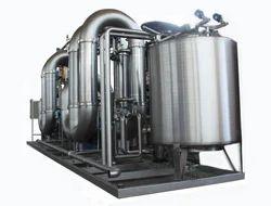 Brine or Salt recovery plant