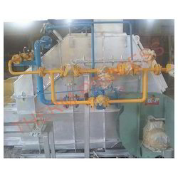 Stationary Type Aluminum Melting Furnace