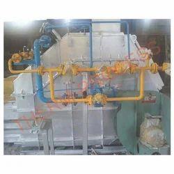 Stationary Type Aluminum Melting Furnace