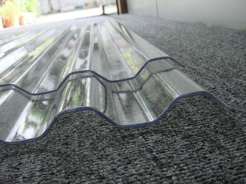 Polycarbonate Sheets Corrugated Polycarbonate Sheets