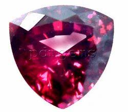 Rhodolite Garnet Trillion Gemstone