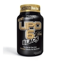 Lipo 6 Black Hers Nutrex Research