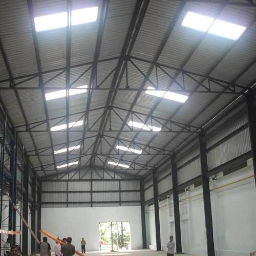 Aluminum Metal Roof Trusses Rs 130 Square Feet Raj
