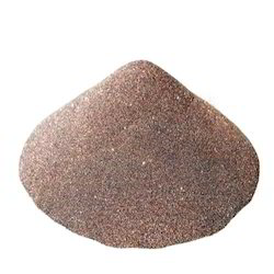 Brown Rutile Sand, Packaging Type: Bag, Packaging Size: 25 Kg