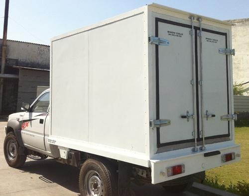 Refrigerated Trucks Refrigerated Tata 207 Mahindra