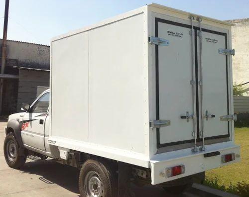 Refrigerated TATA 207/ Mahindra Bolero - SnowCold Truck