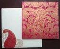 Pink Butter Wedding Card