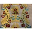 Formal Tibetan Brocade Silk Fabric