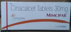 Cinacalcet Tablets  Mimcipar 30 Mg