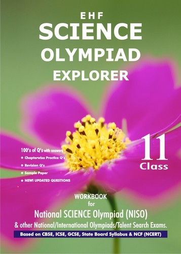 Science Olympiad Explorer Class 11 Books