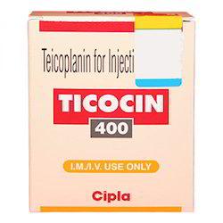 Ticocin Injection