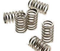 Cylindrical Electrical Accessories Spring