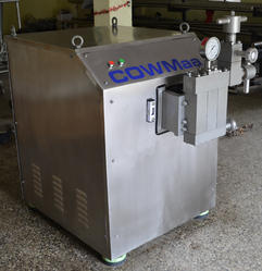COW - Maa Milk Homogenizer