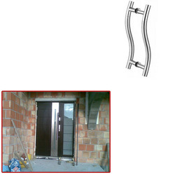 Stainless Steel Door Handles for Home