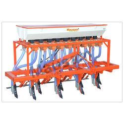 Mausam Agro Equipments // Model No 0918MH // Multi Crop Seed Cum Fertilizer Drill