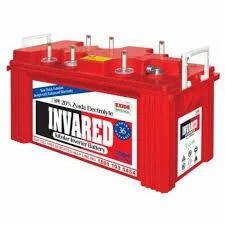 Exide Inva Red Tubular Battery