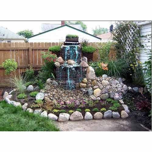 Park Waterfall Landscaping Service