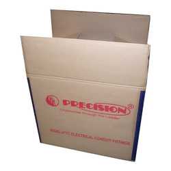 Printed Master Cartons with Binding Cloth
