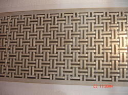 Handcraft Stone Screens