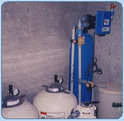 Water Treatment Plant With Auto Softner