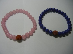 Stretchable Gemstone Bracelet