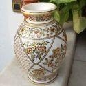Gold Foil Vase