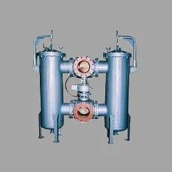 Industrial Duplex Strainer