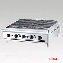 Stainless Steel Charbroiler