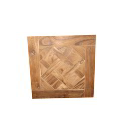 Cross Design Parquet