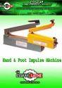 Hand & Foot Impulse Sealer