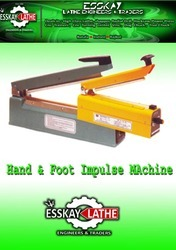 Hand & Foot Impulse Sealer