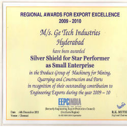 Regional Awards for Exports Excellence