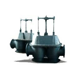 fabricated double beat valve