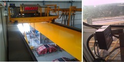 LMI system for Semi Gantry Cranes