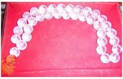 Sphatik Crystal Diamond Cutting Kantha