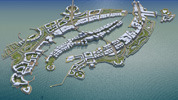 Kuwait BAY-3D Massing