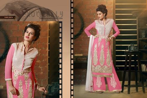 1c060e4ef0 Indian Bridal Embroidered Wedding Dress Suit at Rs 750  piece(s ...