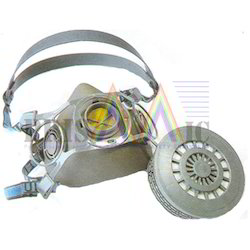 TPE Silver Gas/Vapour/Odour Protection Half Mask V-500, for Parma Industry