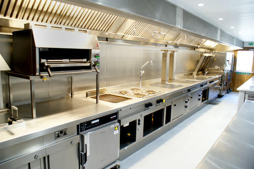 Commercial Kitchen Design Service In Dwarka, New Delhi, J